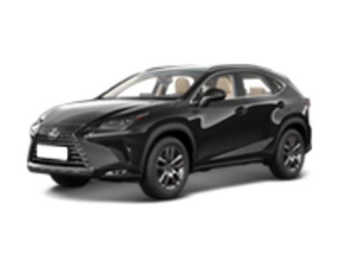 Багажники на Lexus RX NX низкий рейлинг