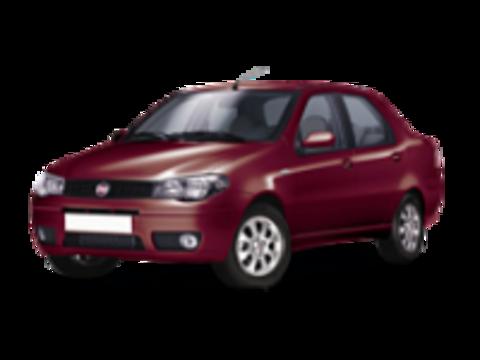 Багажники на Fiat Albea седан