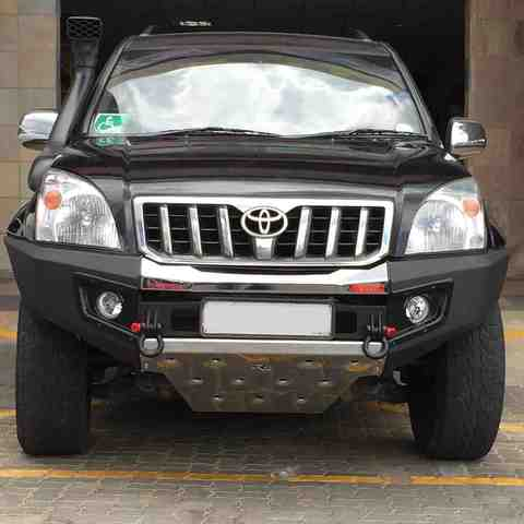 Land Cruiser Prado 120