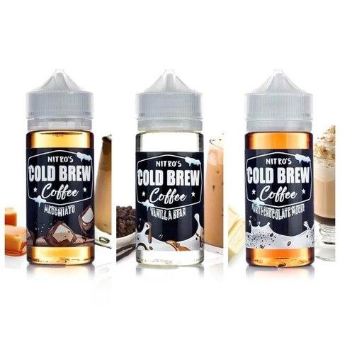 Nitro's Cold Brew 100 мл.