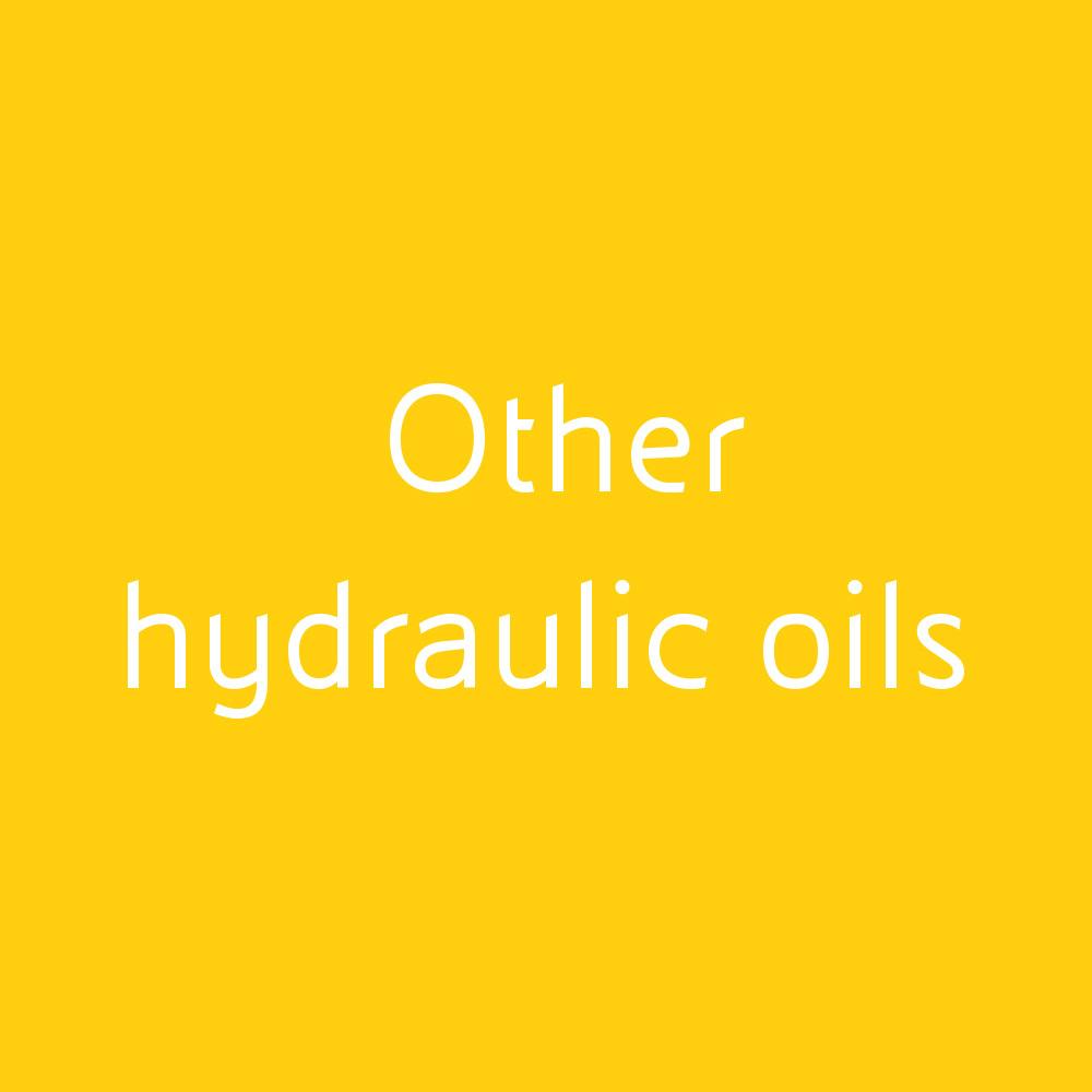 Гидравлические масла