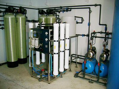 Станции коммунальной водоподготовки