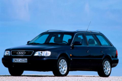 C4 1994-1997 универсал с рейлингами