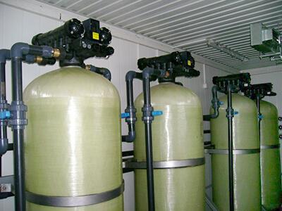 Станции водоподготовки для котлов
