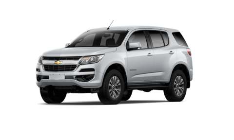 Шевроле Трейлблейзер / Chevrolet Trailblazer