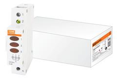 Модульные лампы и кнопки на DIN-рейку