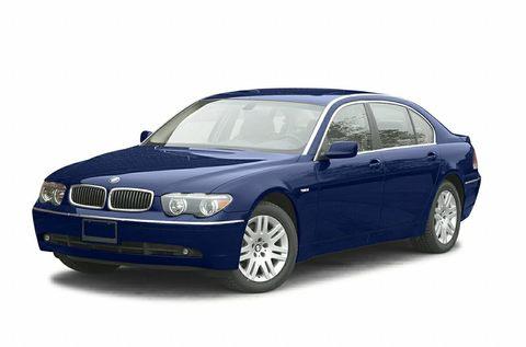 E65, E66 2002-2008 седан