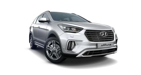 Хендай Гранд Санта Фе / Hyundai Grand Santa Fe