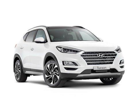Хендай Туссан / Hyundai Tucson