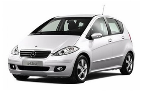 Мерседес-Бенц А-Класс / Mercedec-Benz A-Klass
