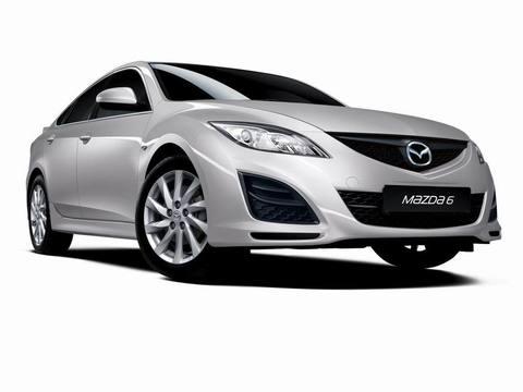 Мазда 6 / Mazda 6