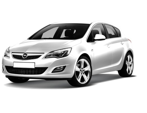 Опель Астра / Opel Astra
