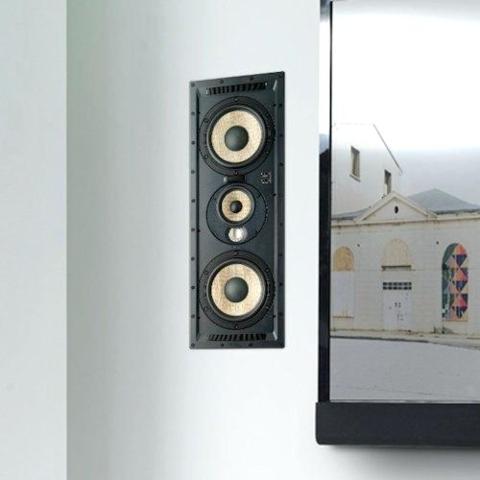 Домашний кинотеатр на встраиваемой акустике