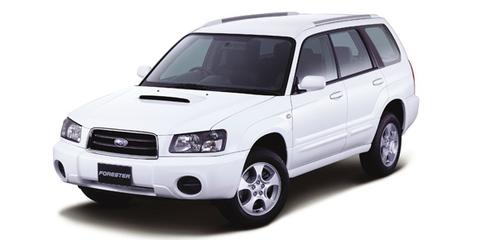 Субару Форестер / Subaru Forester