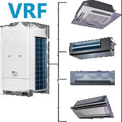 Системы охлаждения промышленного и коммерческого назначения