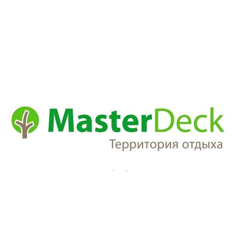 Террасная доска ДПК MasterDeck (Россия)