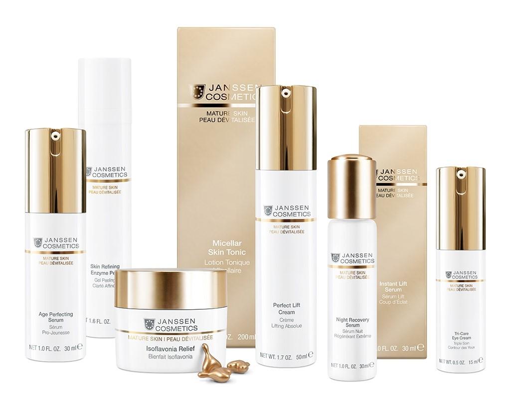 Система управления возрастом для всех типов кожи
