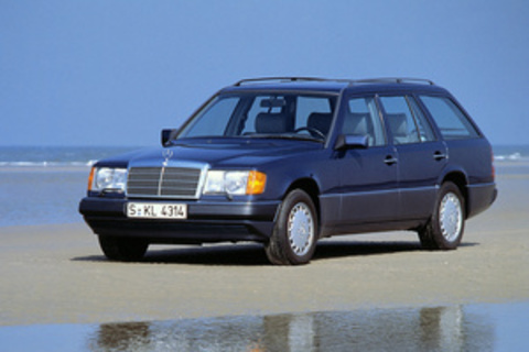 W124, S124 1993-1996 универсал