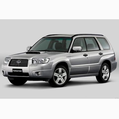 Forester-II (2002-2008)