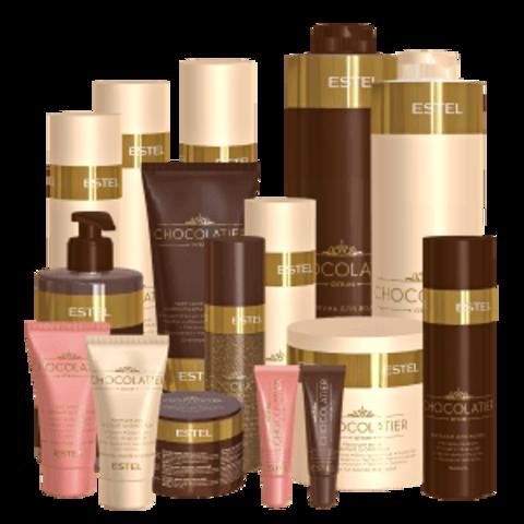 CHOCOLATIER | Для преображения волос с помощью натуральных какао бобов