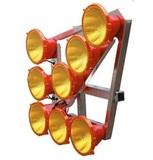Лампы предупреждающие