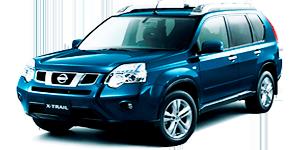 Nissan X-Trail II 2007-2014