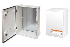 Шкафы ЩПМП IP65 (GRP, антивандальные)