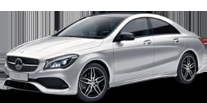 Mercedes Benz CLA 2014-2017
