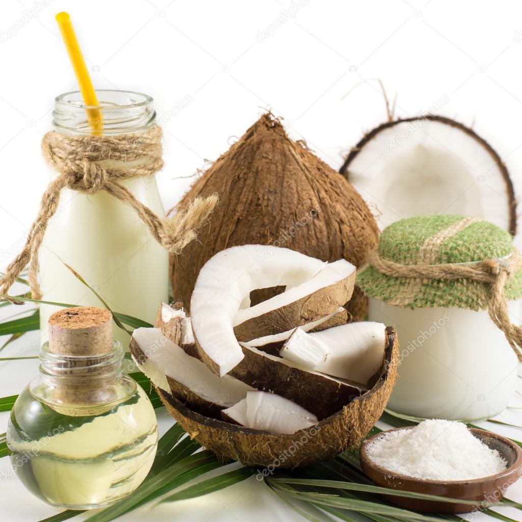 Продукты из кокоса