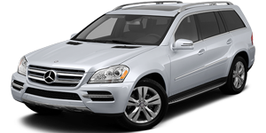 Mercedes Benz GL 2006-2012