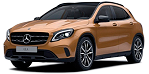Mercedes Benz GLA 2013-2017