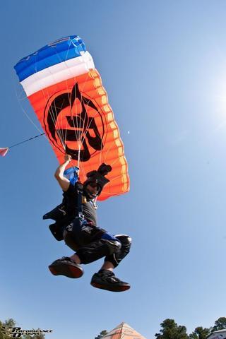 Основной парашют