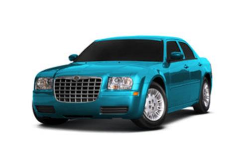 Багажники на Chrysler 300C