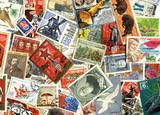 Почтовые марки и открытки