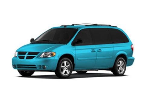 Багажники на Dodge Caravan 1996-2007