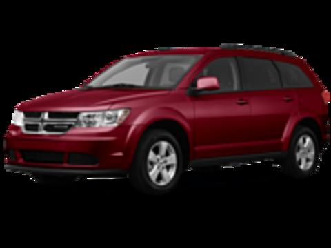 Багажники на Dodge Journey 2008-2019