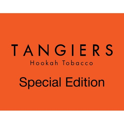 Tangiers special edition