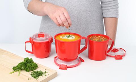 Кружки для супа и лапши