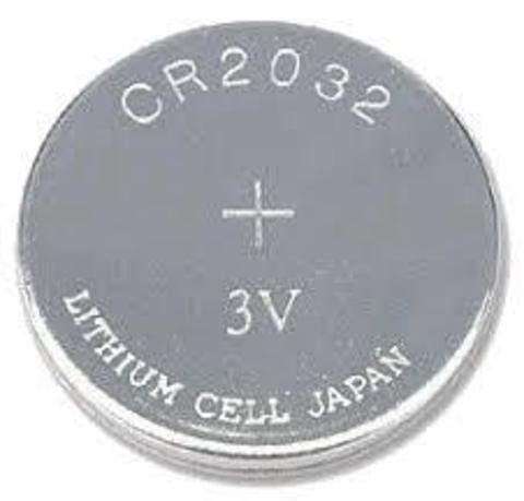 Батарейки дисковые литиевые