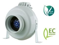 Centro EC Канальные центробежные в пластиком корпусе на ЕС моторах