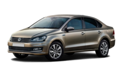 Багажники на Volkswagen Polo V 2009-2019 седан