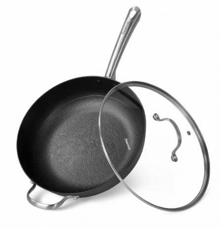 Сковороды чугунные