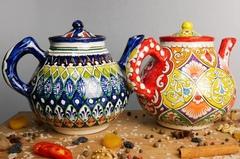 Чайники узбекские