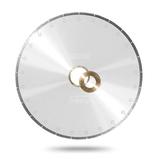 Алмазный сегментный диск с микропазом M/M
