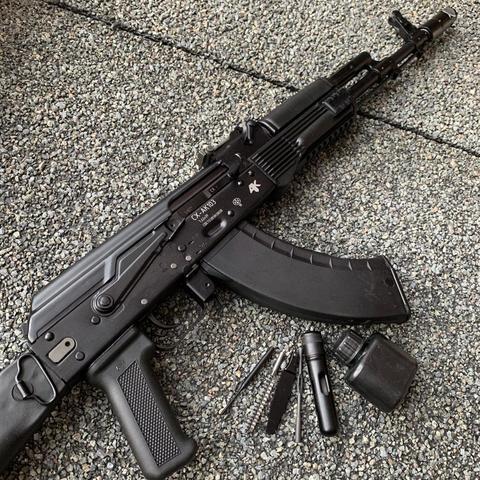 Охолощенное оружие и аксессуары