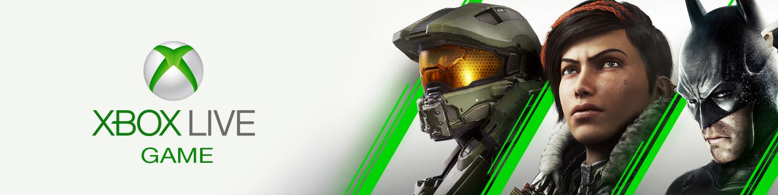 Приставки Xbox - игровые ключи