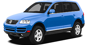 Volkswagen Touareg I 2002-2010