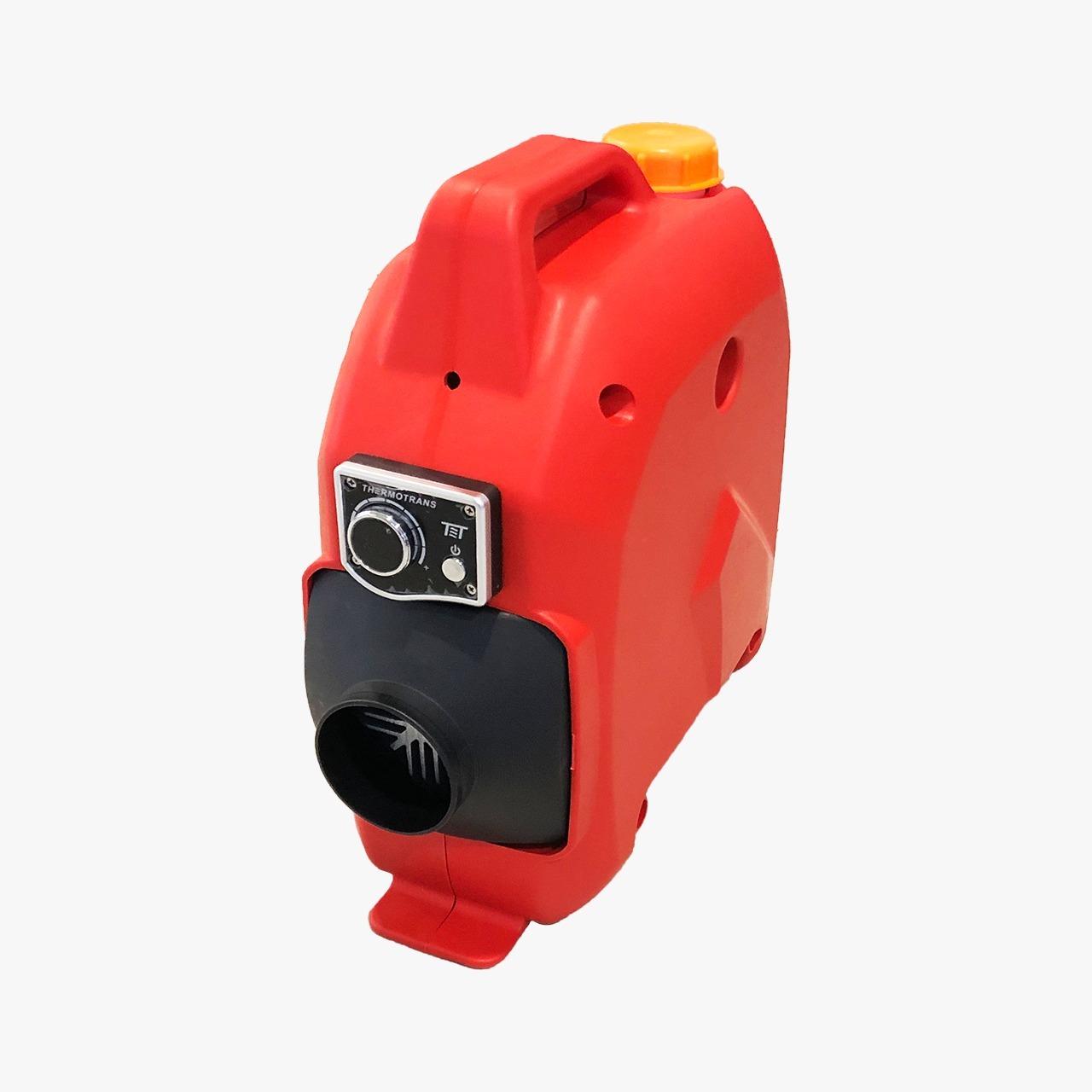 Мобильный автономный воздушный отопитель Термотранс
