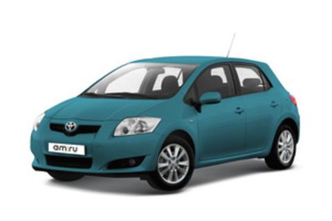 Багажники на Toyota Auris I 2006-2012 хэтчбек