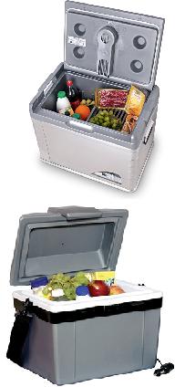 Термоэлектрические автохолодильники
